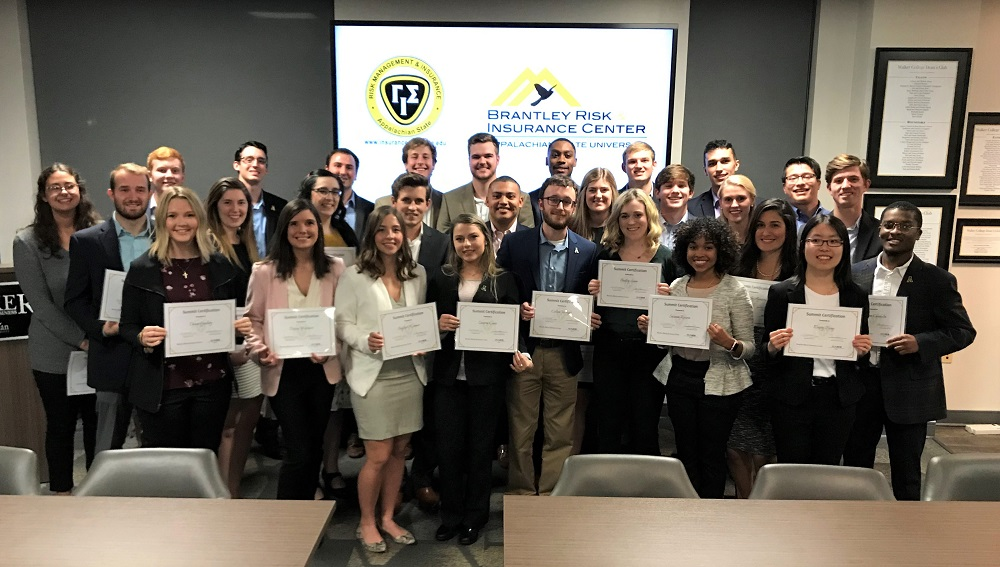 Inaugural class of Summit Certification