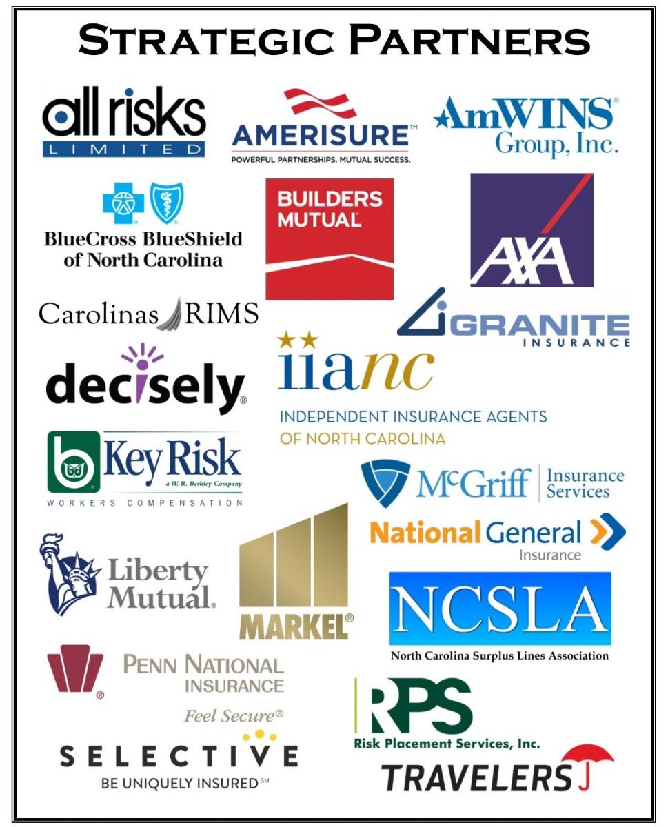 Strategic Partners Jan 2020