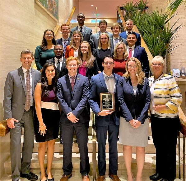 2019 AppState GIS in Dallas
