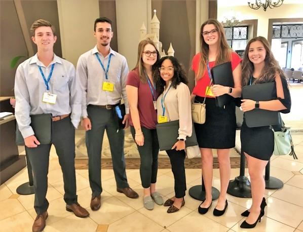 Appalachian RMI Majors Attend 2019 IIANC Annual Conference