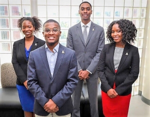 2019 AppState NAAIA Case Competition Team