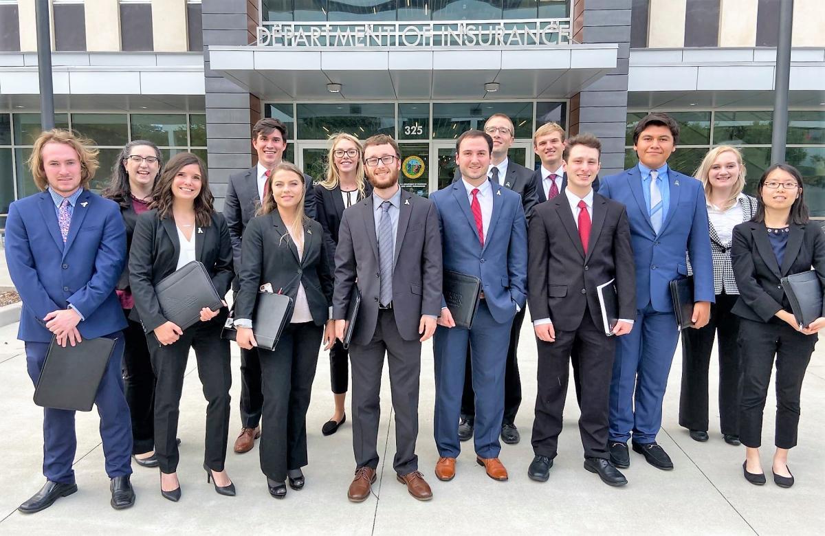 Appalachian Students Visit NCDOI in Raleigh | Brantley ...