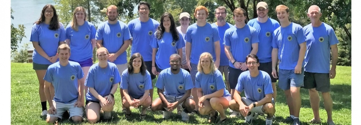 AppState 201920 GIS Rho Chapter Leadership Team