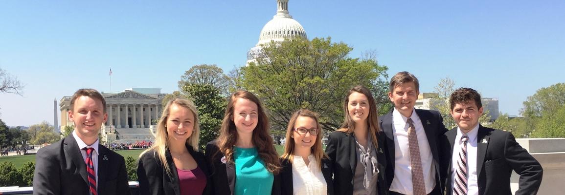 students in Washington DC