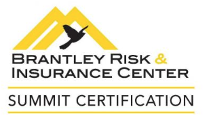 Summit Certification Graphic